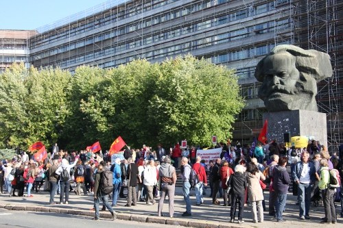 Marx-Film-Abend: Haben die Arbeiter nicht mehr zu verlieren als ihre Ketten?