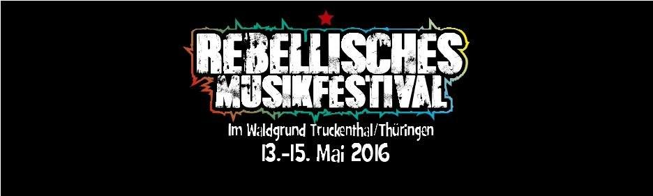 Rebellisches Musikfestival an Pfingsten: Ein guter Teil des Line-Up steht!
