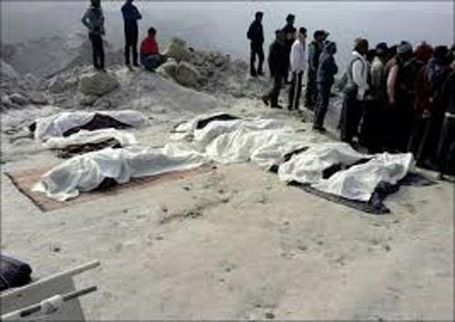 Indien: 2016 Rekordjahr an tödlichen Bergwerksunfällen