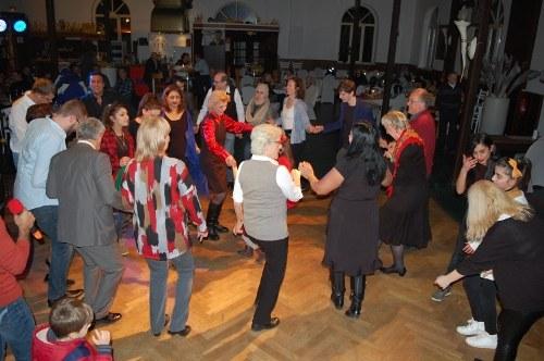 Weitere Berichte von Silvesterfeiern des Internationalistischen Bündnisses, von MLPD und Freunden
