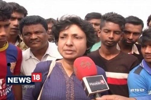 Indien: Sharmistha Choudhury verhaftet