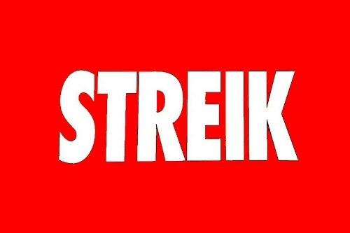 Öffentlicher Dienst: Donnerstag großer Warnstreik