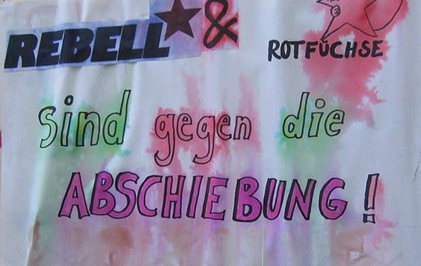 Aschaffenburg: Einig in der Ablehnung der Abschiebungen