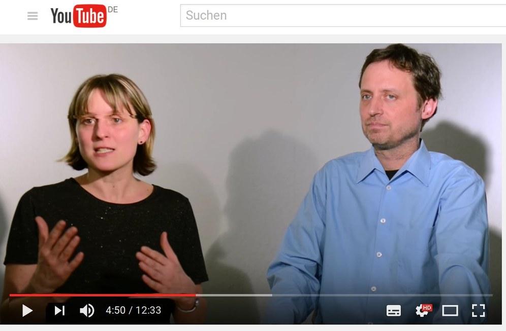Gabi Gärtner und Peter Weispfenning zum Internationalistischen Bündnis