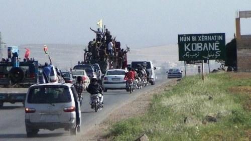 Jahrestag der Befreiung Kobanês: Feiern in Deutschland und Rojava