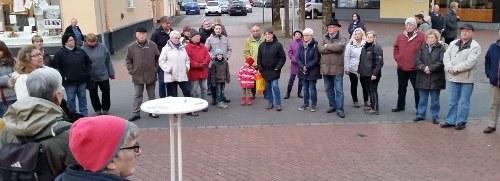 Demonstrationen auch nach Schließung der medizinischen Grundversorgung in Hohenlimburg
