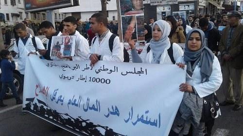 Marokko: Der Kampf um Freiheit und Demokratie lebt