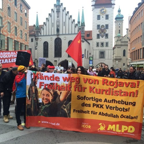 """München: Protestiert gegen die """"Sicherheitskonferenz"""" - Wir brauchen eine neue Friedensbewegung!"""