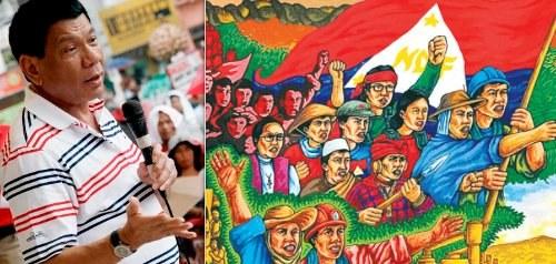 """Philippinen: Duterte droht mit """"langem Krieg"""""""