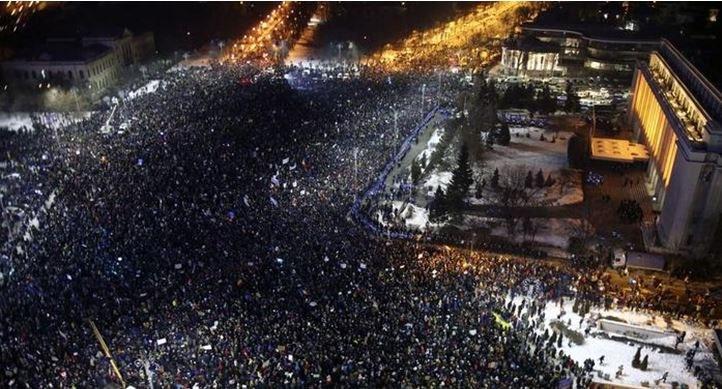 Rumänien: Erfolg der Massenproteste gegen die sozialdemokratische Regierung