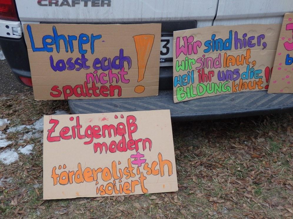 Dresden: Warnstreik der Beschäftigten im Öffentlichen Dienst
