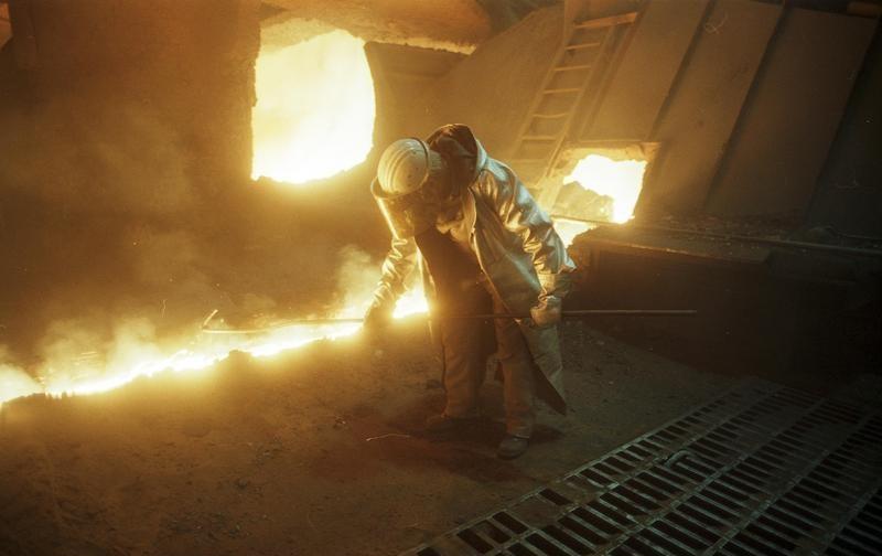 Erste Verhandlung der Stahltarifrunde ohne Ergebnis