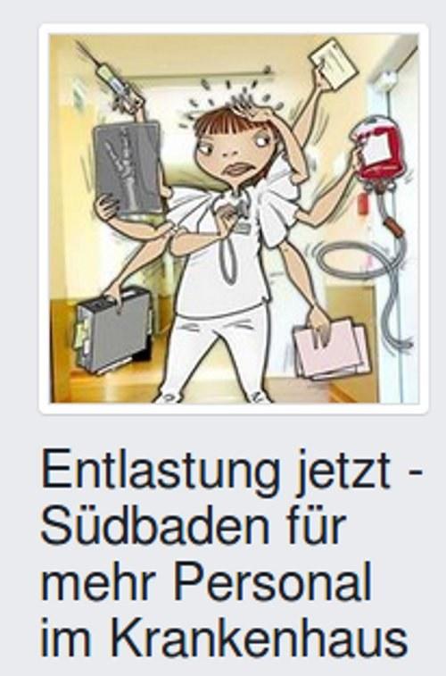 Freiburg: Neugegründetes Bündnis unterstützt Forderungen des Pflegepersonals