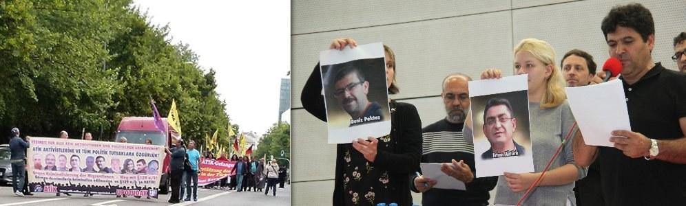 Breite Solidarität mit Welt-Korrespondent Deniz Yücel bringt Merkel-Regierung unter Druck