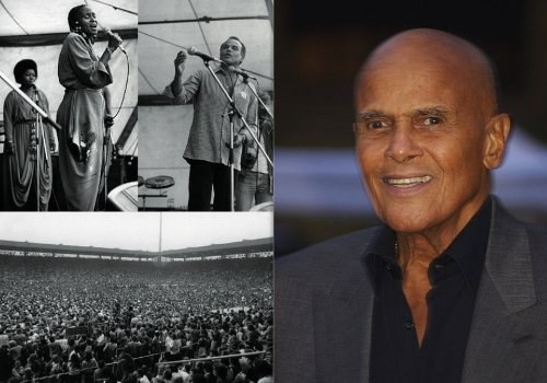 Harry Belafonte: Künstler und Kämpfer gegen Rassismus und Imperialismus ist 90