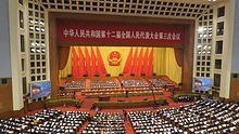 Nationaler Volkskongress bekräftigt Chinas Expansions- und Aufrüstungspolitik