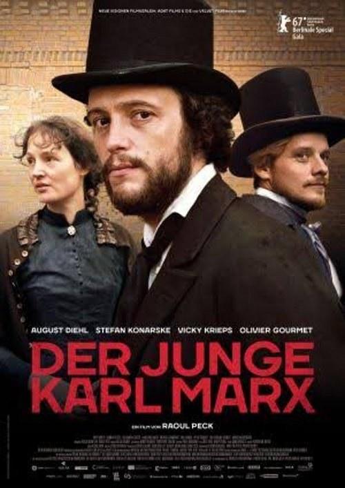 """""""Der junge Karl Marx"""" - ein sehenswerter Film"""
