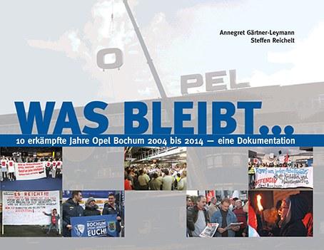 VW Kassel: Pausenversammlung mit Opel-Buch