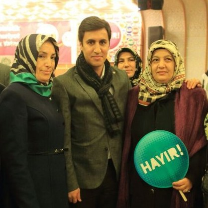 Karuman Yüksek: 10.000 politische Gefangene setzen Zeichen