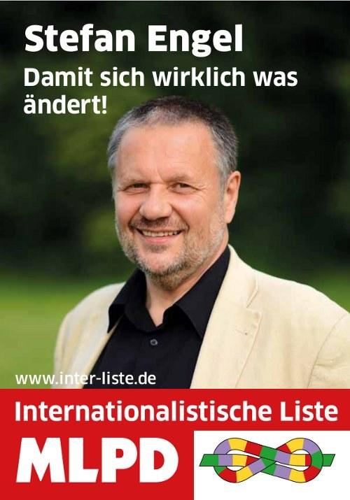 Unterschriftensammlung für die Wahlzulassung von Stefan Engel erfolgreich abgeschlossen