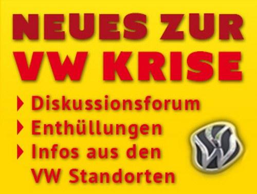 VW zum Wahlkampfthema Nr. 1 machen