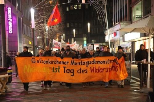 """Gelsenkirchen: """"Keine Abschiebung der Familie Rrustja mit ihrer schwerstbehinderten Tochter!"""""""