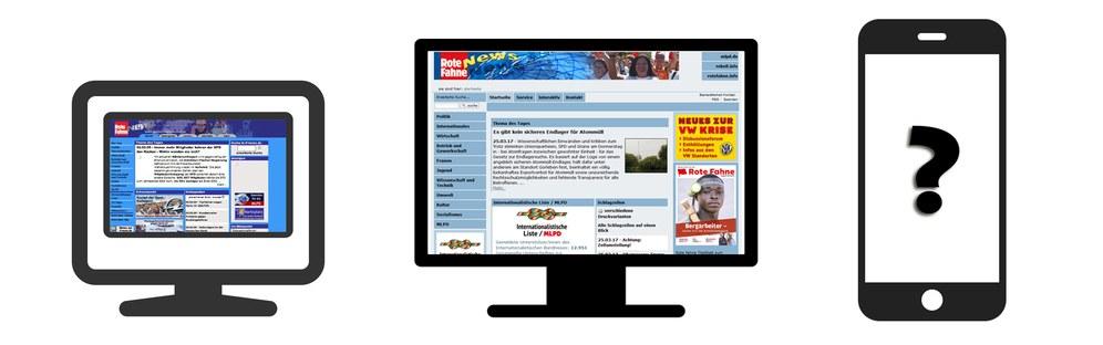 Helft mit bei der Weiterentwicklung von Rote Fahne News