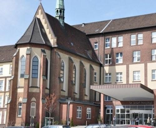"""""""Horster Bürger stehen auf! Das Krankenhaus St. Josef muss bleiben!"""""""