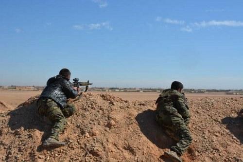 Kurdistan: Einheiten der SDF rücken weiter auf Raqqa vor