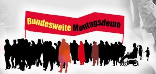 """Dortmunder Montagsdemo: """"Unverbrüchliche Solidarität mit der Caterpillar-Belegschaft"""""""