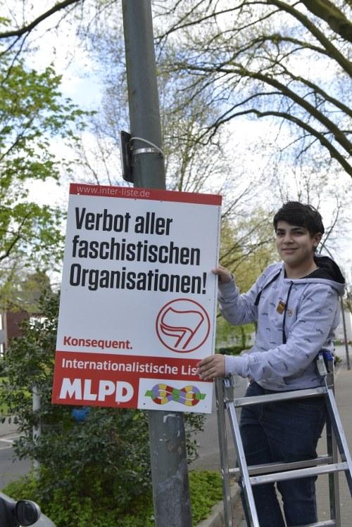 Internationalistische Liste/MLPD startet an Ostern mit Paukenschlag zur NRW-Wahl