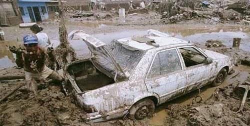 Klimakatastrophe in Peru? Alerta!