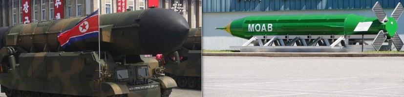 """USA werfen """"Mutter aller Bomben"""" ab - Nordkorea droht mit Atomschlag! Jetzt erst recht auf zum Ostermarsch!"""