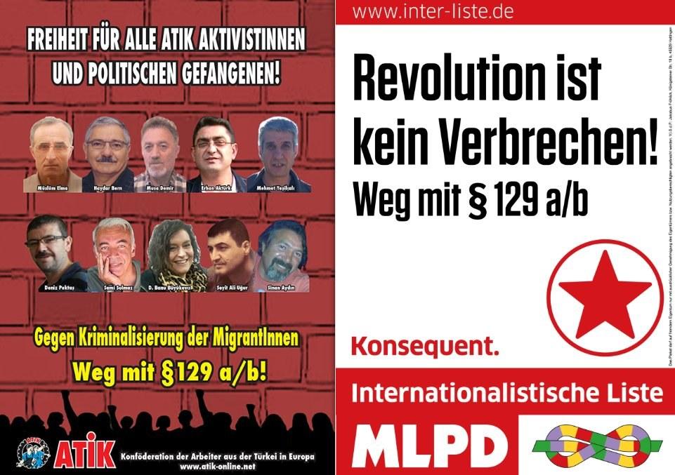 Vor zwei Jahren verhaftet: Freiheit für die zehn ATIK-Gefangenen – sofort!