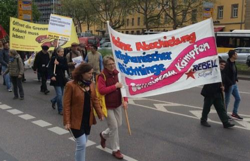 Wachsende Ostermärsche - neue Aufgaben für die Friedensbewegung