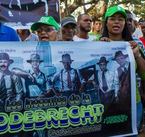 Länderübergreifende Proteste nach Korruptionsskandal um brasilianischen Odebrecht-Konzern