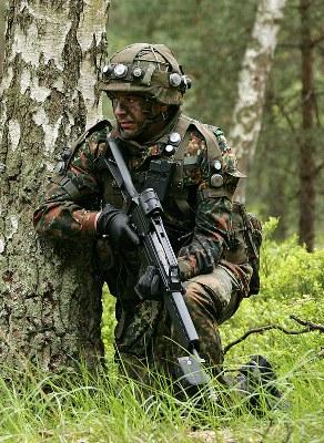 Plante deutscher Elitesoldat aus faschistischer Bundeswehr-Seilschaft einen Anschlag und warum?