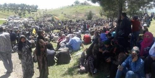 MLPD verurteilt den Angriff auf YPG-Hauptquartier in Rojava auf das Schärfste