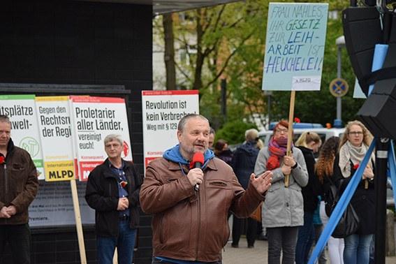 """Die """"soziale Gerechtigkeit"""" von Arbeitsministerin Andrea Nahles (SPD)"""