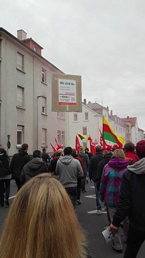 Gießen: Wählerinitiative unübersehbar