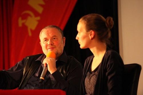 Ein spannender Abend mit Stefan Engel und der Analyse neuimperialistischer Länder