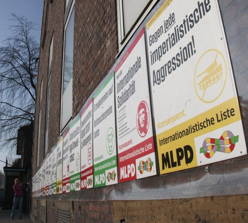 """Schlappe für das """"Weiter so"""" der SPD"""