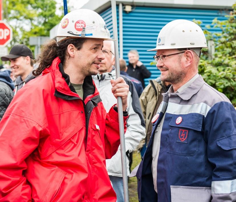 Arbeiter von PSA und Opel: Internationale Solidarität macht uns stark!