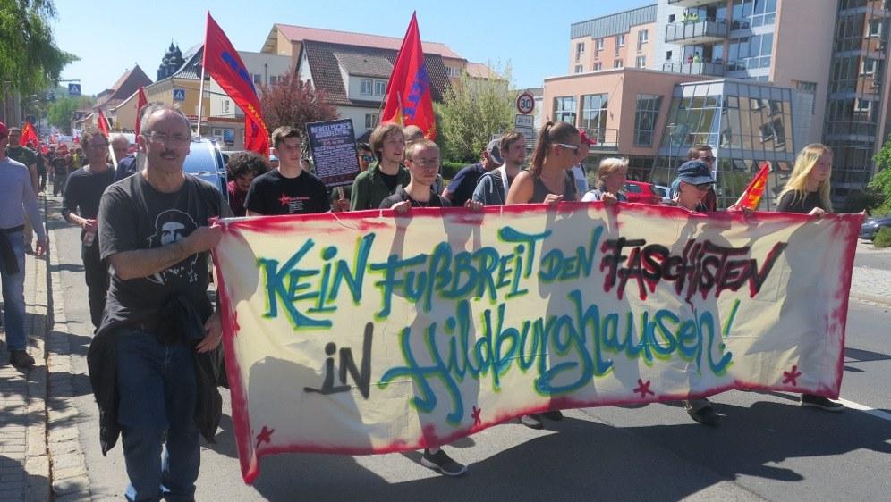 Am 7. Mai 2015 in Hildburghausen