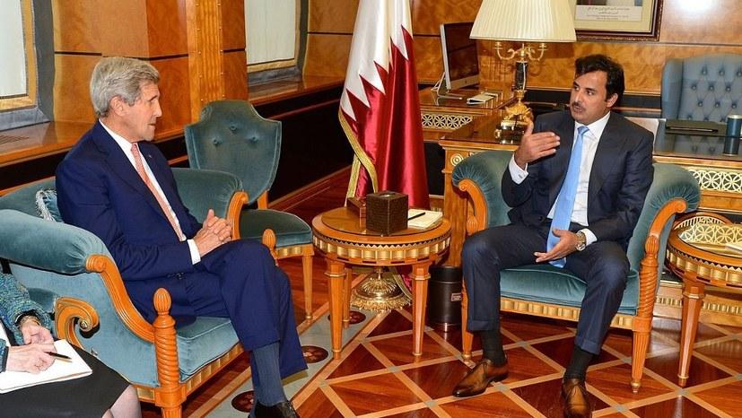 Neuimperialistischer Machtkampf am Persischen Golf