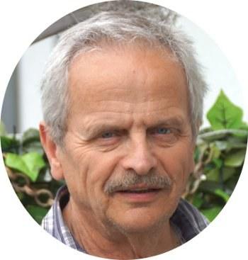 Paul Deutsch, Braunschweig, Mitorganisator des Inselcross