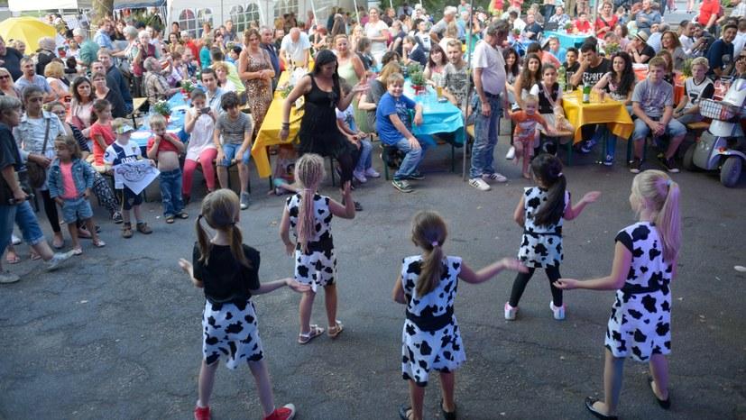 14. Sommerfest der Horster Mitte startet in acht Tagen