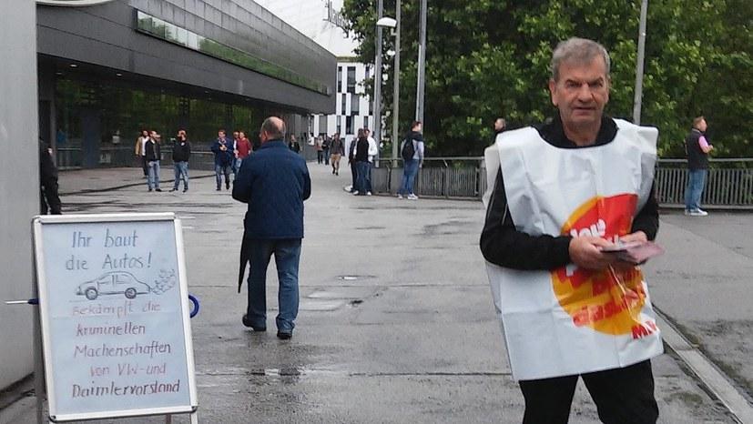 Erneut Schlappe für Daimler gegen MLPD