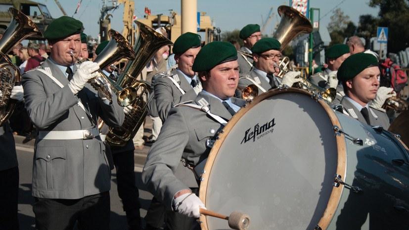 """Nein zum """"Charity""""-Konzert der Bundeswehr"""