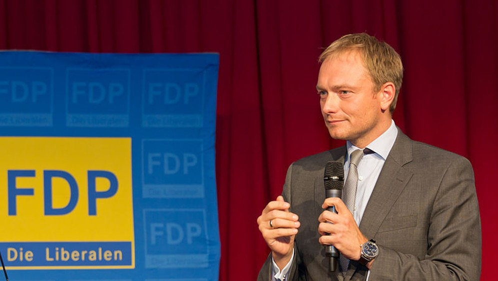Christian Lindner (foto: © Raimond Spekking / CC BY-SA 4.0 - via Wikimedia Commons)